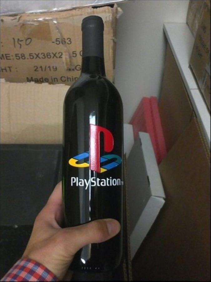 Вино playstation 1