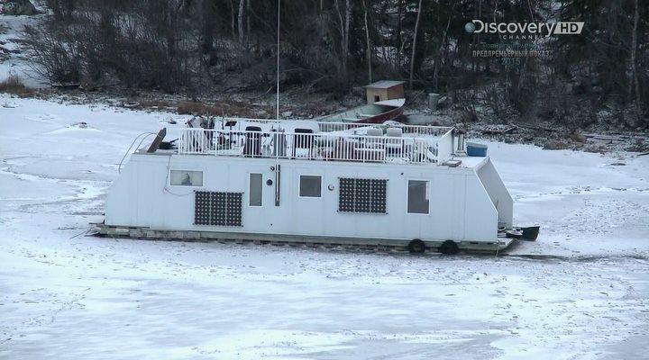 Discovery. Мятежники ледяного озера  / Ice Lake Rebels (1-9 серии) (2014) HDTVRip