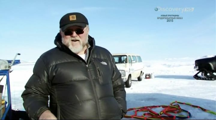 Discovery. Золотая лихорадка. Берингово море: Под лёд  / Bering Sea Gold: Under the Ice (3 сезон: 1-6 серии)  (2014) HDTVRip