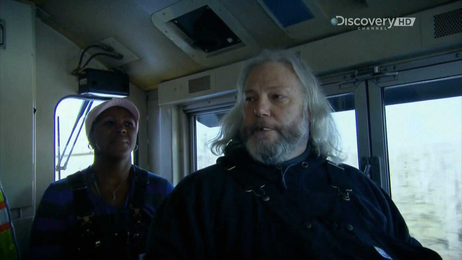Discovery. Железная дорога Аляски / Railroad Alaska (2 сезон: 1-9 серии из 10) (2014) HDTV 1080i