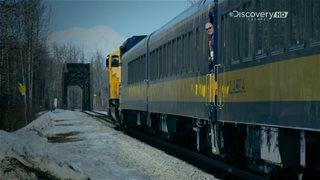 Discovery. �������� ������ ������ / Railroad Alaska [2 �����] (2014) HDTV 1080I �� GeneralFilm