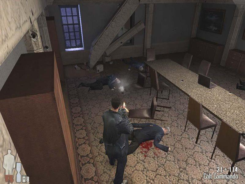 Max Payne (2001) [Ru/En] (1.05) Repack R.G. Catalyst