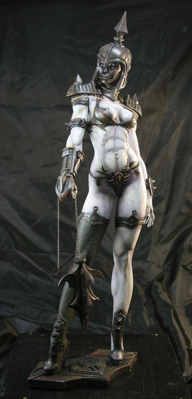 Скульптура голой девушки фото 9 фотография