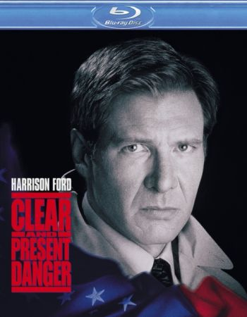 ������ � ����� ������ / Clear and Present Danger (1994) BDRip 720p | MVO
