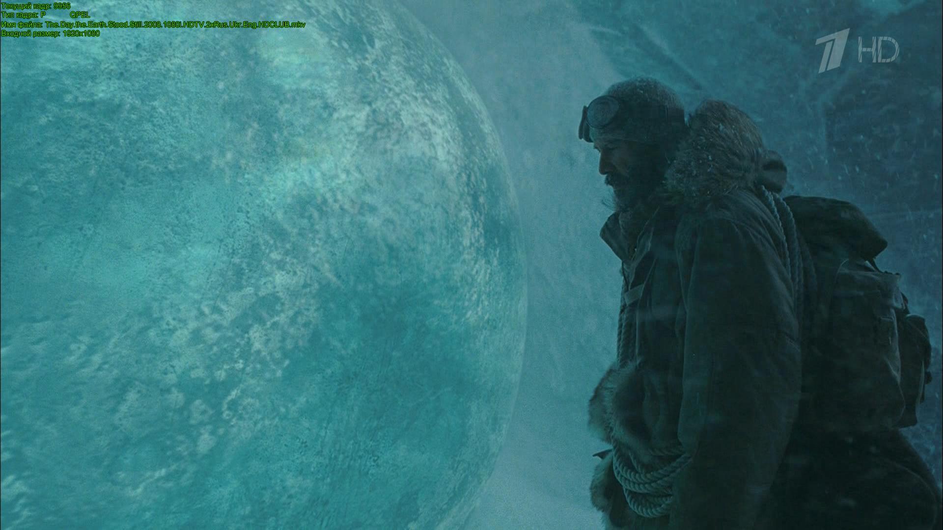 День, когда Земля остановилась / The Day the Earth Stood Still (2008) HDTV 1080i