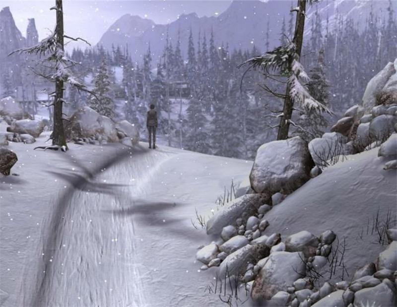 Syberia 2 / Сибирь 2 (2004) [Ru] [OS X WineSkin]