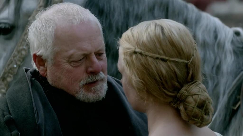Белая Королева / The White Queen (1 сезон: 1-10 серии из 10) (2013) HDTVRip AVC | Baibako