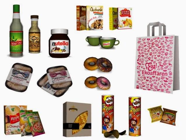 Декоративная еда 85167a2b1cf19fa750e2f4f83467dbb0