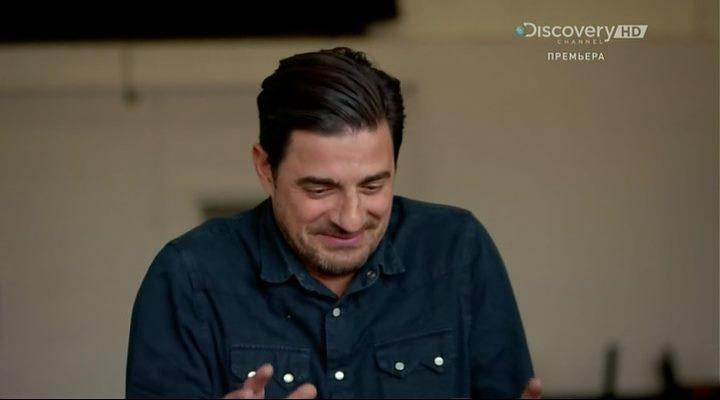 Discovery. Дилетант против эксперта / Man v expert (1-5 серия) (2014) HDTVRip