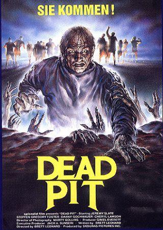 Колодец смерти / The Dead Pit (1989) ЛО / DVDRip / 1.36 GB