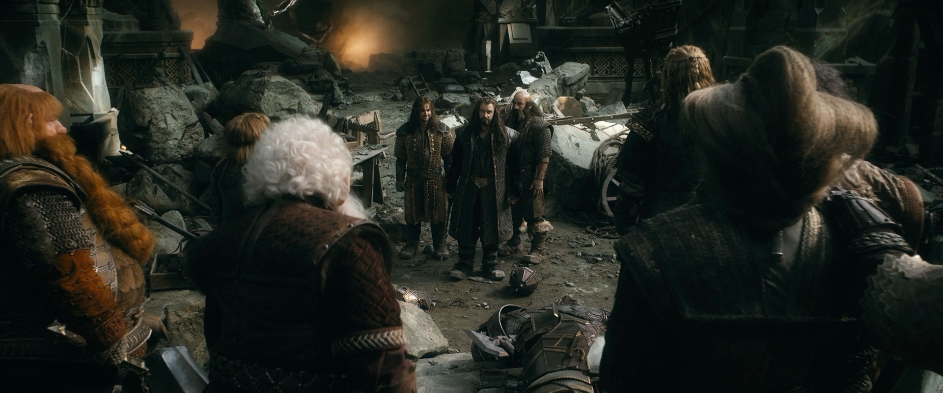Хоббит: Битва пяти воинств / The Hobbit: The Battle of the Five Armies (2014) BDRip 1080p | 60 FPS