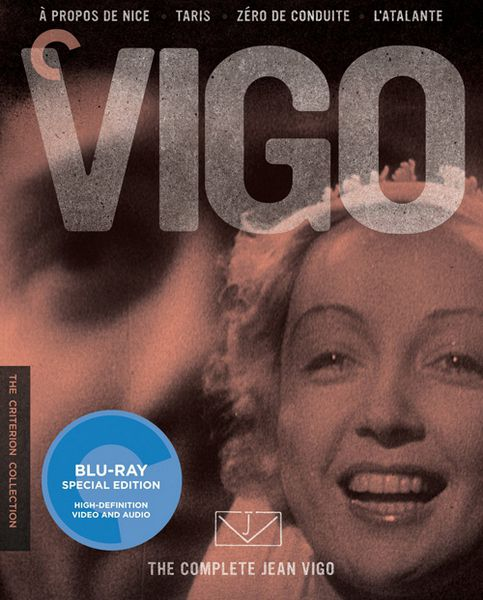 Аталанта / LAtalante (Жан Виго / Jean Vigo) [1934, Франция, мелодрама, драма, BDRip] MVO + Original Fre + Sub Rus, Eng