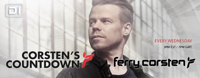 Ferry Corsten - Corsten's Countdown 458-461 (2016) MP3 320kbps Download Download Free
