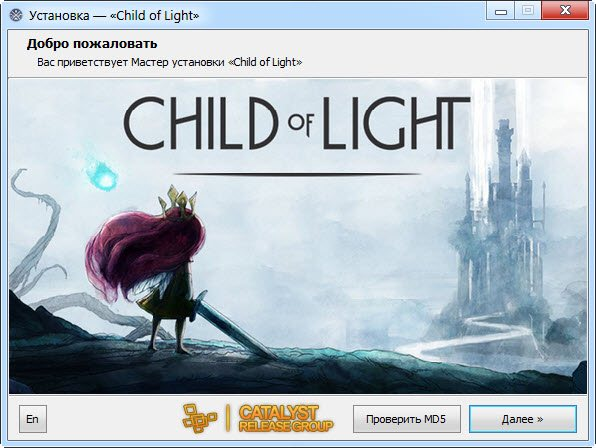 Child of Light (2014) [Ru/En] (1.0.31711/7dlc) Repack R.G. Catalyst