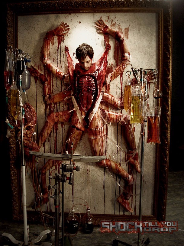 Эксперименты с телом