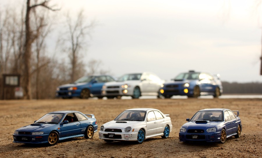 Модели и автомобили