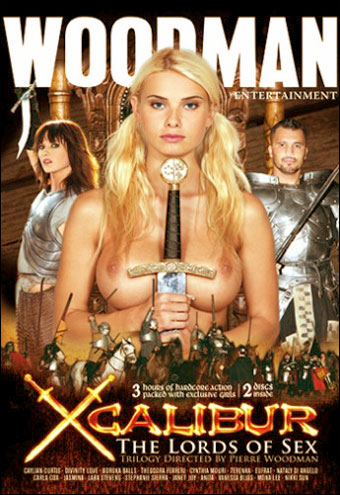 Xcalibur 1: Властелин секса / Xcalibur 1: The Lord of Sex (2007) DVDRip | Rus |