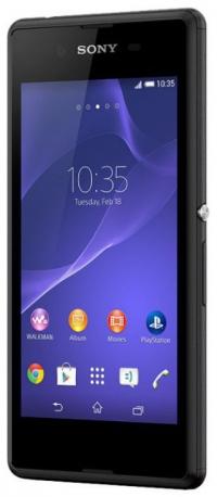 Смартфон Sony Xperia E3: нанотехнологии [Технологии|Обзор]