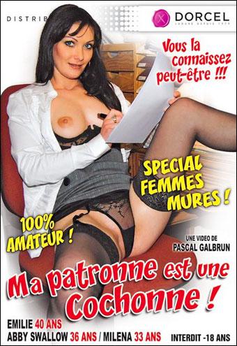 Marc Dorcel - Моя начальница - шлюха! / Ma patronne est une cochonne! (2012) DVDRip