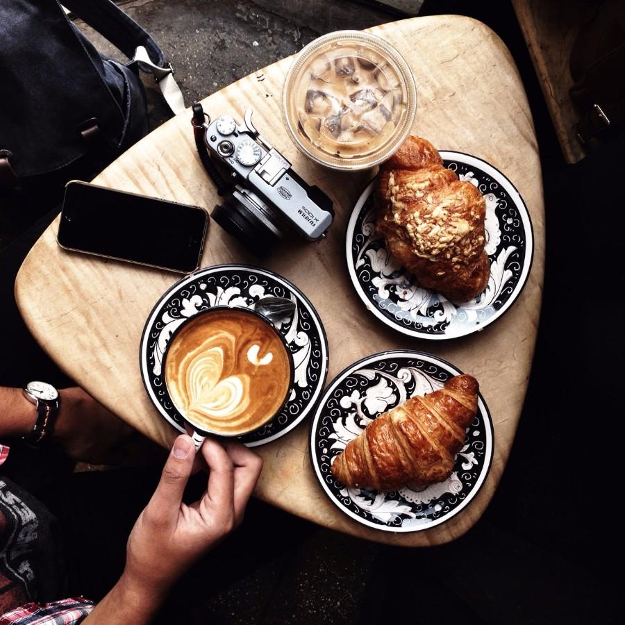 Завтрак хипстера
