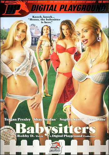 Digital Playground - Нянечки / Babysitters (2007) DVDRip | Rus |