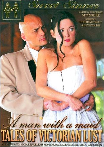 Человек с горничной: Рассказы о Викторианской жажде / A Man With A Maid: Tales Of Victorian Lust (2009) DVDRip