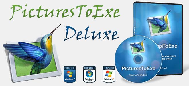 PicturesToExe Deluxe 8.0.17 + Portable