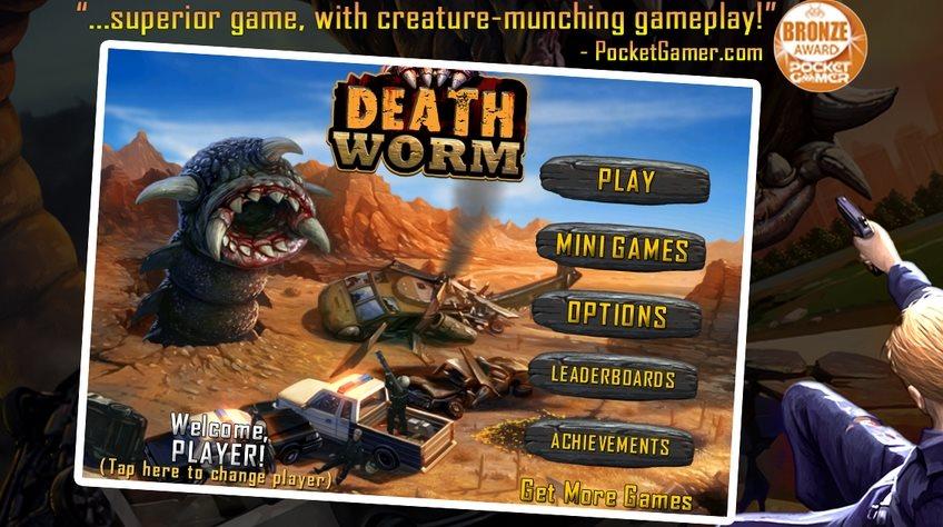 Death Worm 1.40 [En]