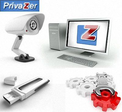 PrivaZer 3.0.10 + Portable (x86-x64) (2016) Multi/Rus