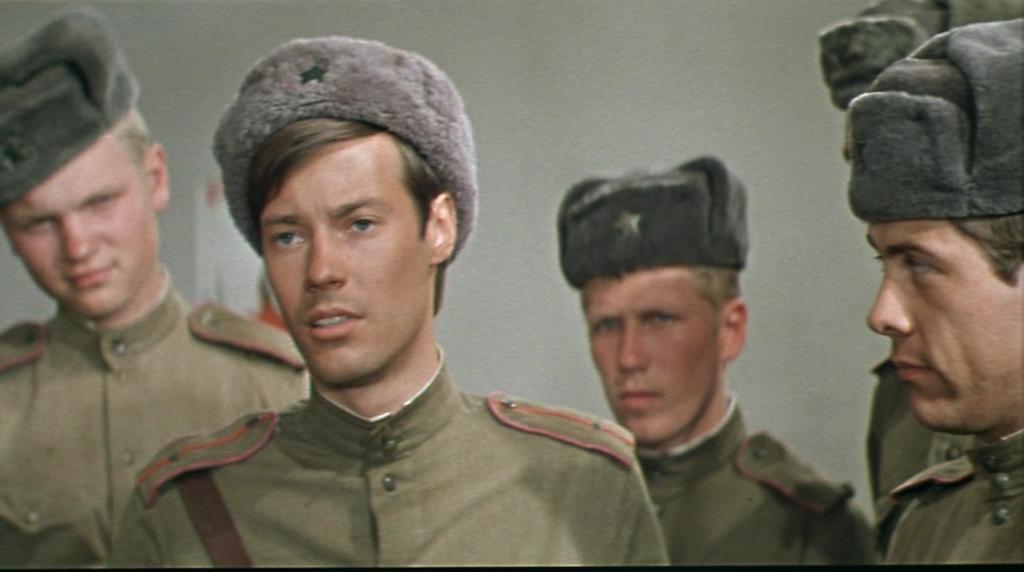 Аты-баты, шли солдаты... (1976) | DVDRip-AVC