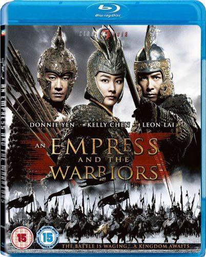 Императрица и Воины / Kong saan mei yan / An Empress and The Warriors (Сиу-Тунг Чинг / Siu-Tung Ching) [2008 г., Боевик, исторический, BDRip]