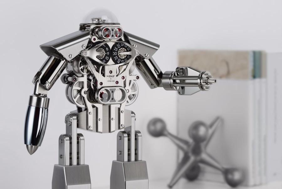 Миниатюрный робот