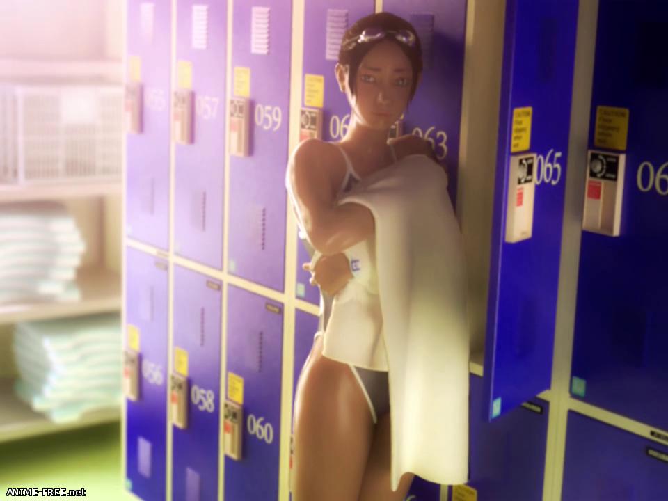 Ano natsu kimi to pool de / Этим летом с тобой в бассейне [2015] [Cen] [720p] [JAP,ENG,RUS] 3D-Hentai