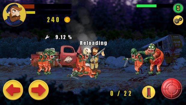 Jack vs. Zombies 1.11[En]