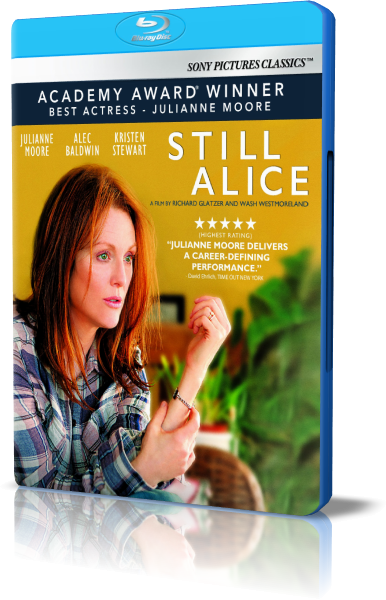 Всё ещё Элис / Still Alice (2014) BDRip-AVC | MVO | Лицензия