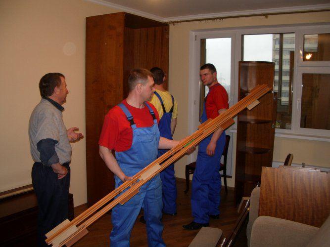 Сборка, разборка и транспортировка мебели: преимущества профессиональных услуг