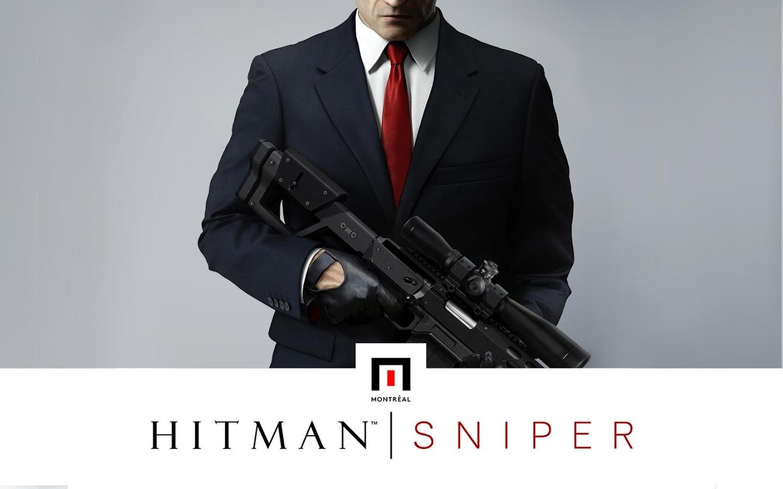Hitman: Sniper 1.2.0 + КЭШ [Ru/En]