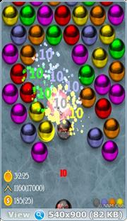 Magnetic balls / Магнитные шарики v1.96 Ad-Free (2016) Rus/Multi