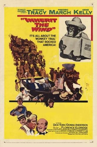 Пожнешь бурю / Inherit the Wind (Стэнли Крамер / Stanley Kramer) [1960, США, драма, HDRip] MVO (5 канал СПБ)