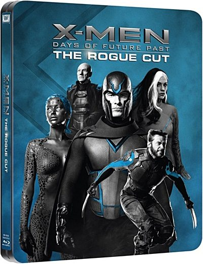 ���� ���: ��� ��������� �������� / X-Men: Days of Future Past. The Rogue Cut (2014) HDRip-AVC | DUB | EXTENDED | iTunes