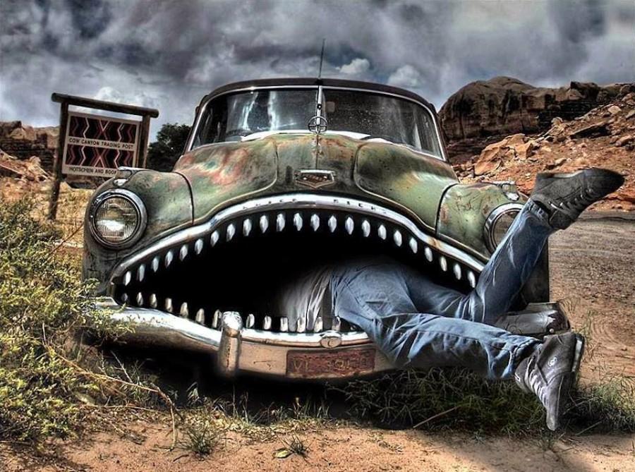 Хищное авто