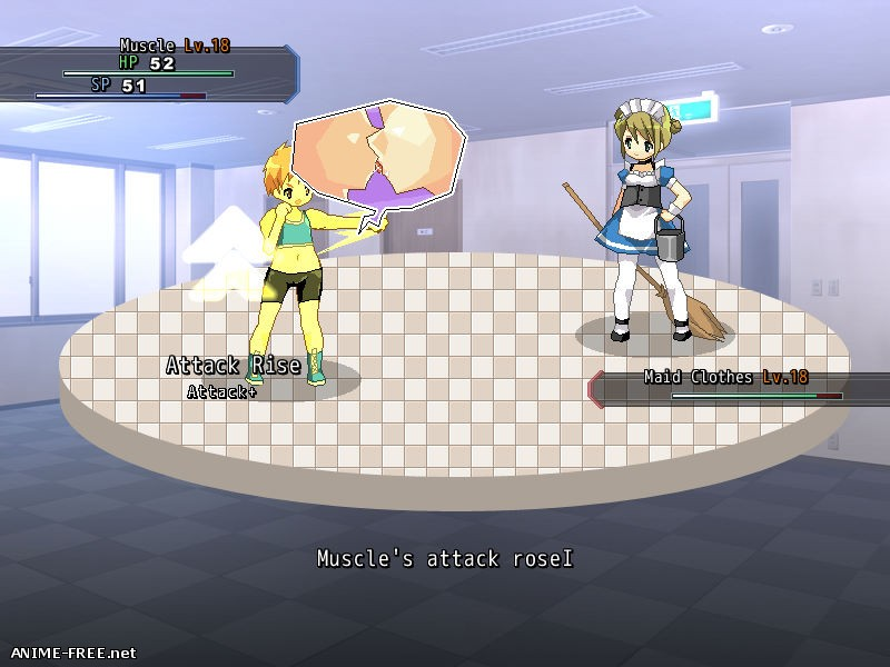 Pocket Girl Hunter / Pokettogyaruhanta [2014] [Cen] [jRPG, Animation] [JAP] H-Game