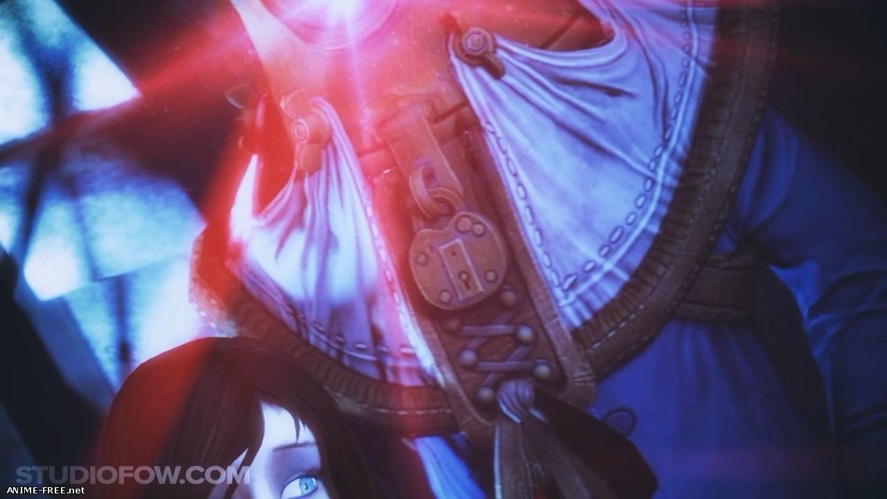 Bioshag Trinity + Portal Pooch & Spotted &  Bordello Blues (Studio F.O.W.) [2015] [3D] [720p] [ENG,RUS] Anime Hentai