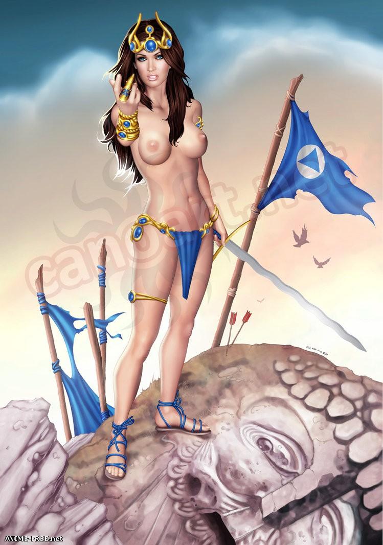 Collection erotic pics from deviantart / Коллекция эротических рисунков от худоников deviantart [Uncen] [JPG] Hentai ART