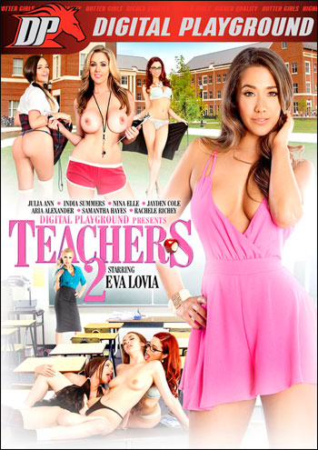 Digital Playground - Училки 2 / Teachers 2 (2015) DVDRip |