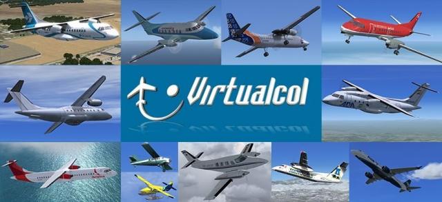 FS2004] - [FSX] - Virtualcol, Aircraft Pack (Aircraft) | скачать