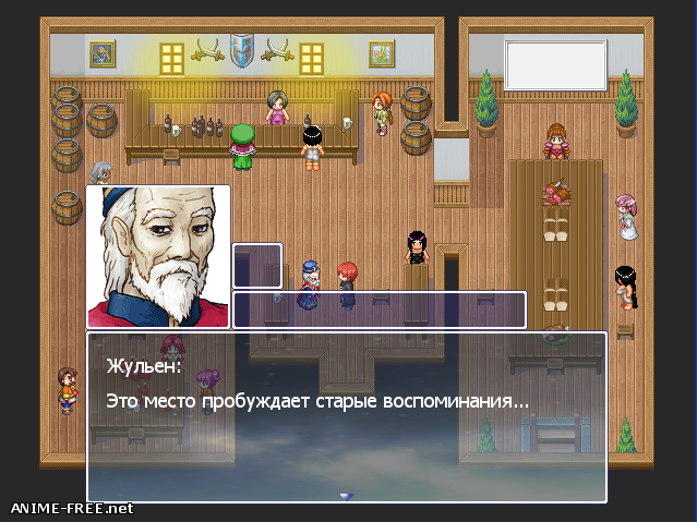 Legend of Queen Opala II Episod 1-3 / Легенда о Царице Опале II Эпизод 1-3 [2012-2015] [Uncen] [jRPG] [RUS,ENG] H-Game