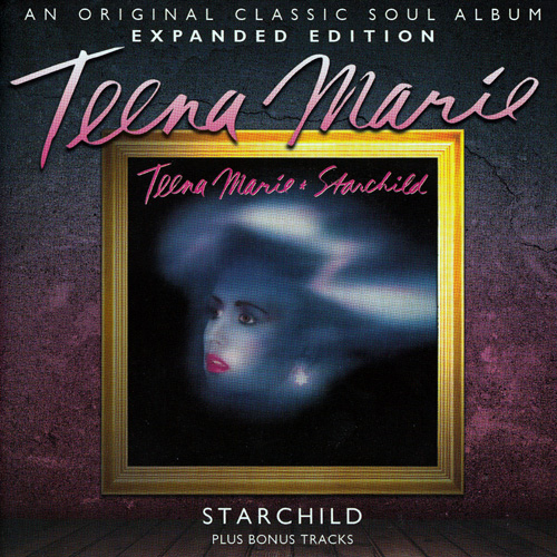Teena Marie - Starchild (1984) (2012) (Expanded Edition) (FLAC)