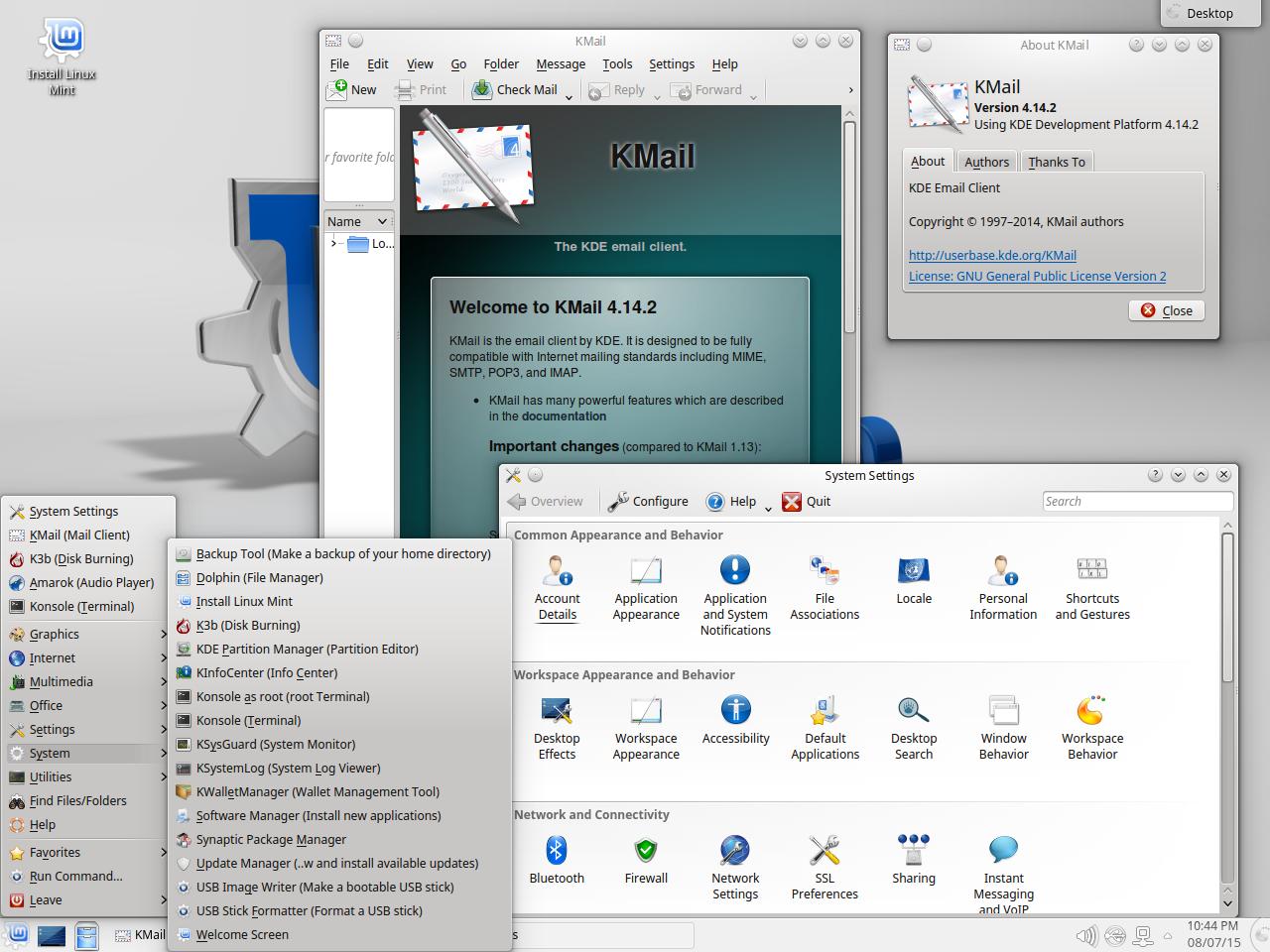 Linux как выбрать сборку