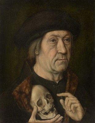 Фламандская живопись: Альбрехт Боутс (Aelbrecht Bouts) Религиозная живопись [49, jpg]